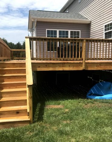 Deck Soft Washing Bealton VA